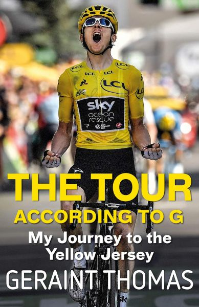 Tour According to G, The - My Journey to the Yellow Jersey