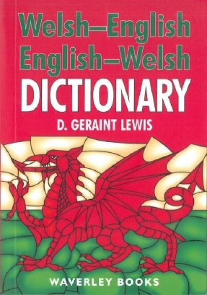 Welsh-English / English-Welsh Dictionary