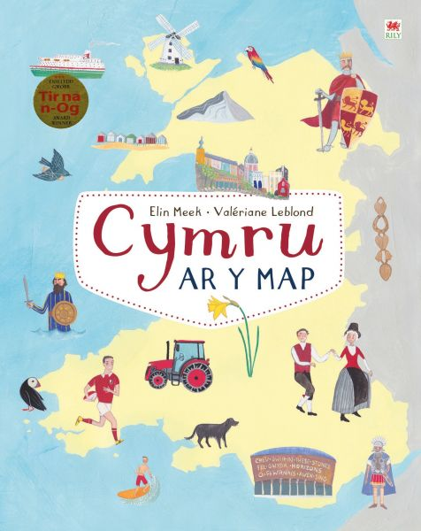 Cymru ar y Map