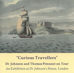 Curious Travellers - Dr Johnson and Thomas Pennant on Tour
