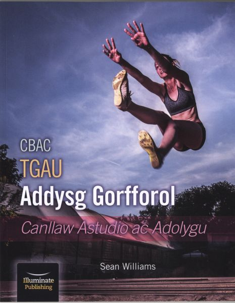 Cbac TGAU Addysg Gorfforol Canllaw Astudio ac Adolygu