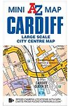 Mini A-Z Map: Cardiff