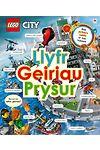 Cyfres Lego: Llyfr Geiriau Prysur