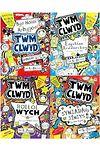 Pecyn Cyfres Twm Clwyd: 1-4