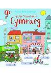 Fy Llyfr Sticeri Cyntaf Cymraeg