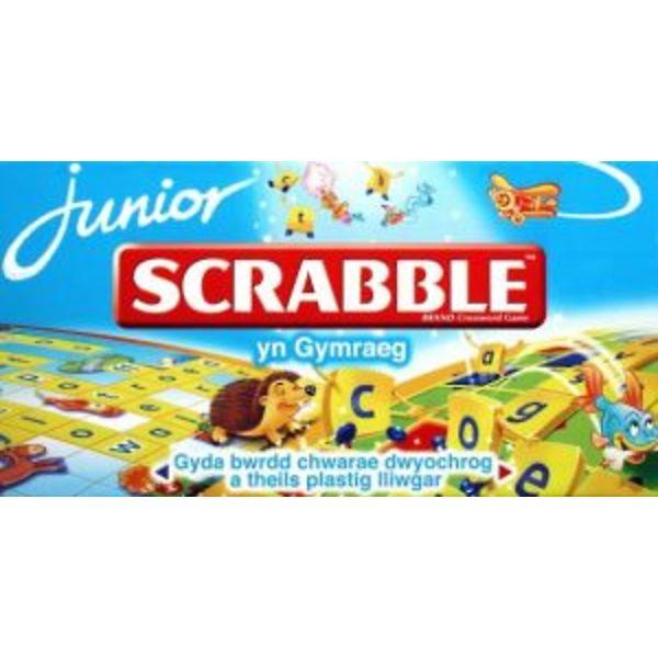 Junior Scrabble yn Gymraeg