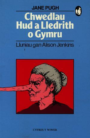 Chwedlau Hud a Lledrith o Gymru