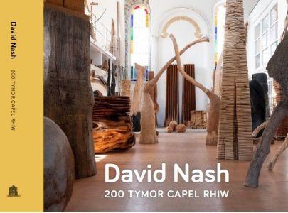 David Nash - 200 Tymor Capel Rhiw