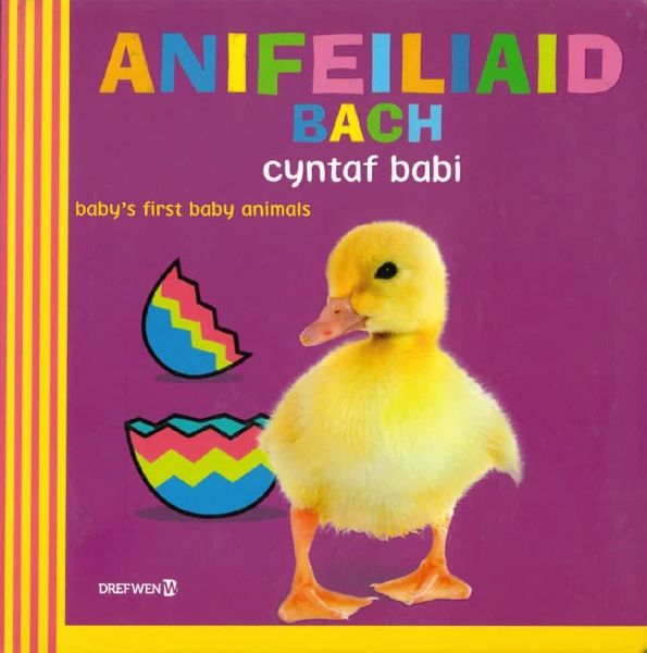 Anifeiliaid Bach Cyntaf Babi / Baby's First Baby Animals