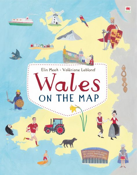Wales on the Map: School Pack