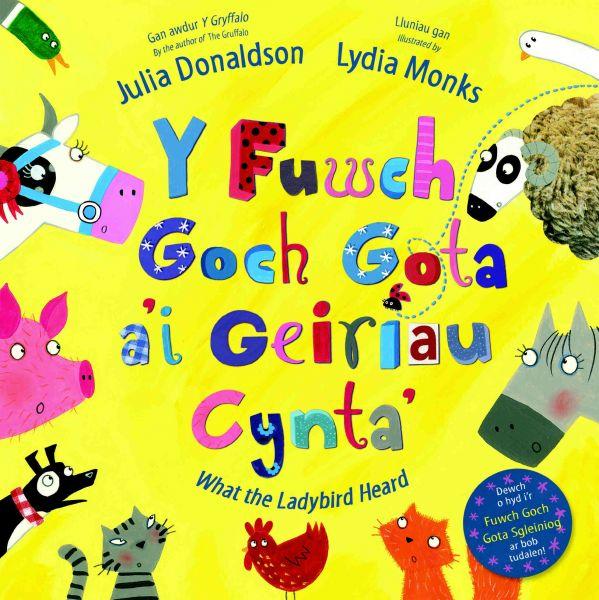 Fuwch Goch Gota a'i Geiriau Cynta', Y