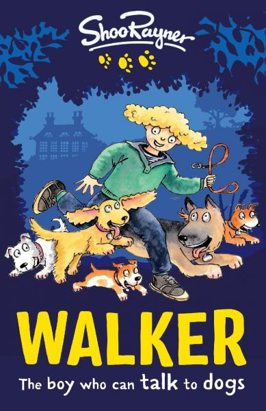 Walker - The Boy Who Can Talk to Dogs