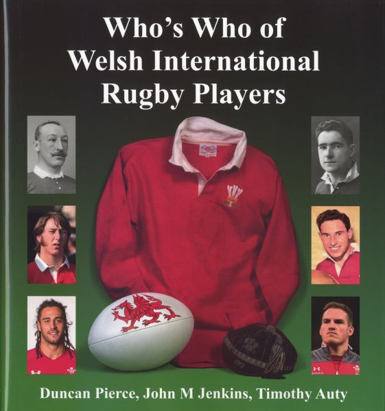 Who's Who of Welsh International Rugby Players