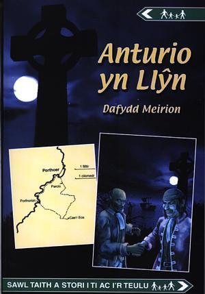 Cyfres Anturio: Anturio yn Llŷn
