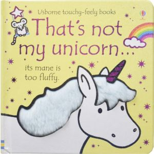 That's Not My Unicorn... Its Mane is Too Fluffy