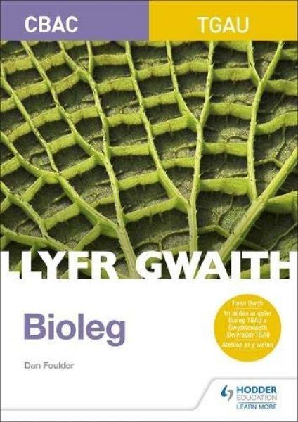 Cbac TGAU Llyfr Gwaith - Bioleg