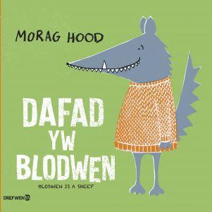 Dafad yw Blodwen / Blodwen is a Sheep