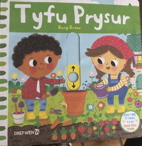 Tyfu Prysur / Busy Grow