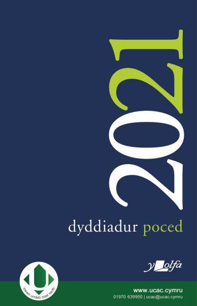 Dyddiadur Poced y Lolfa 2021