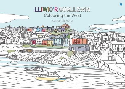 Lliwio'r Gorllewin / Colouring the West