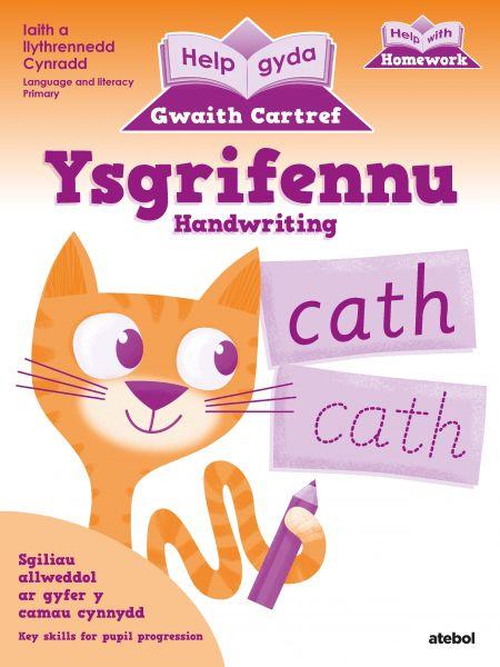 Help gyda Gwaith Cartref - Ysgrifennu / Help with Homework - Writ