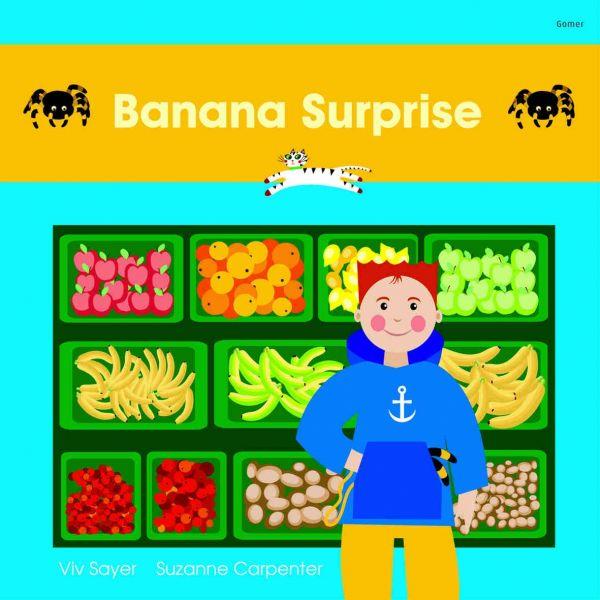 Cadi: Banana Surprise