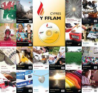 Cyfres y Fflam Pecyn 1