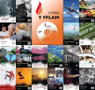 Cyfres y Fflam Pecyn 2