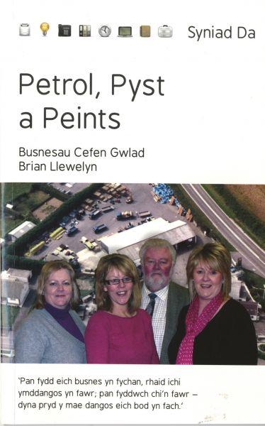 Cyfres Syniad Da: Petrol, Pyst a Peints - Busnesau Cefen Gwlad