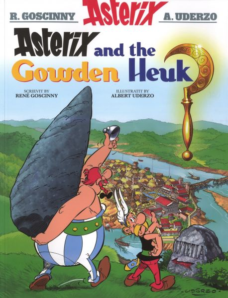 Asterix and the Gowden Heuk