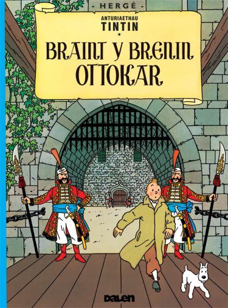 Tintin: Braint y Brenin Ottokar