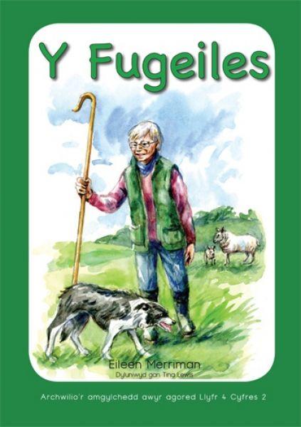 Archwilio'r Amgylchedd Awyr Agored yn y Cyfnod Sylfaen - Cyfres 2: Fugeiles, Y
