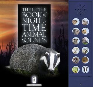Little Book of Night-Time Animal Sounds, The