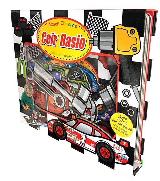 Amser Chwarae: Ceir Rasio / Let's Pretend: Racing Cars