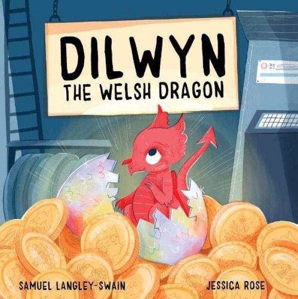 Dilwyn the Welsh Dragon