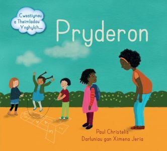 Pryderon - Cwestiynau a Theimladau Ynghylch...
