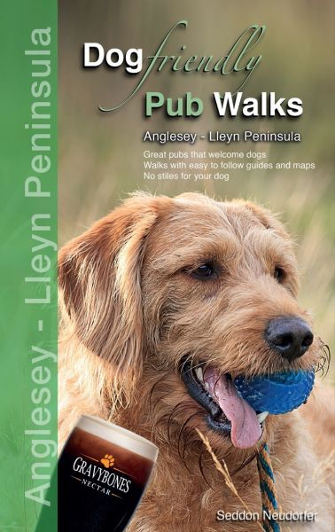 Dog Friendly Pub Walks - Anglesey & Lleyn Peninsula