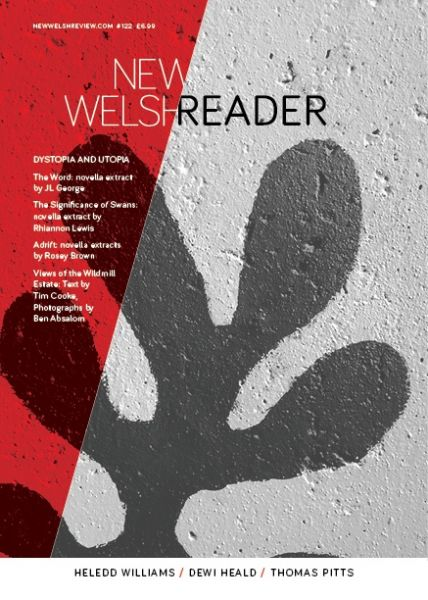New Welsh Reader (New Welsh Review 122, Winter 2019)