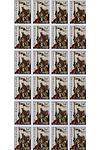Stamp Owain Glyndŵr / Owain Glyndŵr Stamp, The