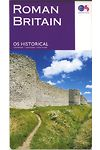 O.S. Roman Britain Historical Map