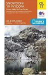O.S. Explorer OL 17 Snowdon/Wyddfa, Yr