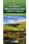 50 Walks in Brecon Beacons and South Wales
