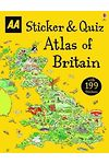 Sticker & Quiz Atlas of Britain
