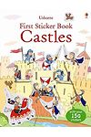Usborne First Sticker Book: Castles