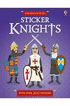 Usborne Activities: Sticker Knights