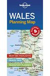 Lonely Planet: Wales - Planning Map
