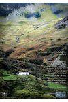 Poster Nant Ffrancon, Poster Cymdeithas Enwau Lleoedd Cymru