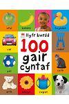 100 Gair Cyntaf - Llyfr Bwrdd