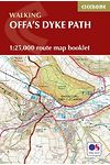 Walking Offa's Dyke Path - 1:25,000 Route Map Booklet