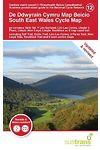 De Ddwyrain Cymru / South East Wales Cycle Map